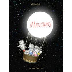 Månulvarna - Malin Ahlin - Bok (9789173434331)