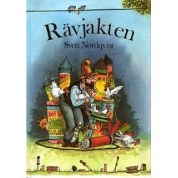 Rävjakten - Sven Nordqvist - Bok (9789172704251)