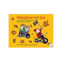 Pelle, Sonny och Eva - Pär Carlgren - Bok (9789197573818)
