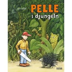 Pelle i djungeln - Jan Lööf - Bok (9789163877551)