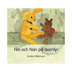 Nin och Nan på äventyr - Elisabet Håkansson, Jonas Jannopoulos - Bok (9789197152877)