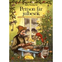 Pettson Får Julbesök - Sven Nordqvist - Bok (9789172705258)