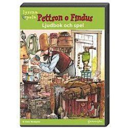 Pettson o Findus. Ljudbok och spel - Sven Nordqvist - Bok (9789172258853)