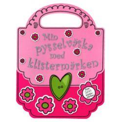 Min pysselväska med klistermärken - Chris Scollen, Charlotte Stratford - Bok (9789174012439)