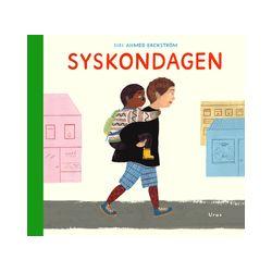 Syskondagen - Siri Ahmed Backström - Bok (9789187208096)