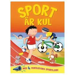 Sport är kul - Bok (9789173970204)