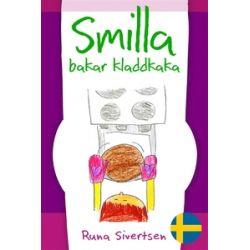 Smilla bakar kladdkaka - Runa Sivertsen - E-bok (9789187227226)