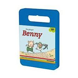 Tre gånger Benny : Nämen Benny, Jamen Benny, Nöff nöff Benny - Barbro Lindgren - Bok (9789129684292)