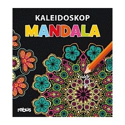 Kaleidoskop Mandala - Bok (9789173971652)