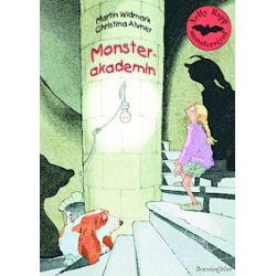 Nelly Rapp-monsteragent, Monsterakademin - Martin Widmark - Bok (9789163826603)