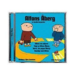 Alfons Åberg (blå) - 4 sagor med Afons Åberg - Gunilla Bergström - Ljudbok (9789129687538)