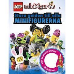 LEGO Stora guiden till alla minifigurerna - Daniel Lipkowitz - Bok (9789163877605)