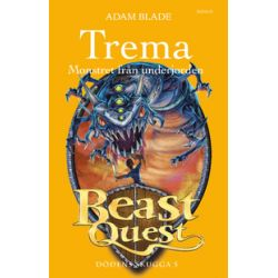 Trema - monstret från underjorden - Adam Blade - Bok (9789150220278)