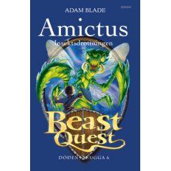 Amictus - insektsdrottningen - Adam Blade - Bok (9789150220285)