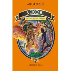 Sekor - den bevingade hästen - Adam Blade - Bok (9789150218695)