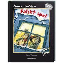 Falskt spel - Anna Jansson - Bok (9789129684209)