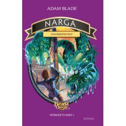 Narga - havsmonstret - Adam Blade - Bok (9789150218954)