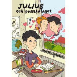 Julius och pusskalaset - Martin Svensson - Bok (9789132162619)