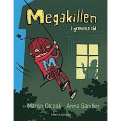 Megakillen : i grevens tid - Martin Olczak - Bok (9789129667646)
