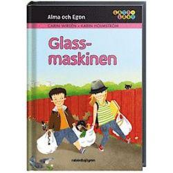 Alma och Egon : glassmaskinen - Carin Wirsén - Bok (9789129683455)