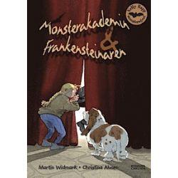 Nelly Rapp: Monsterakademin & Frankensteinaren - Martin Widmark - Bok (9789163854019)
