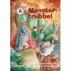 Monstertrubbel - Victoria W Gustafsson, Anette S Panboon - Bok (9789186611477)