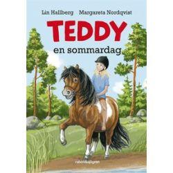 Teddy en sommardag - Lin Hallberg - E-bok (9789129684742)