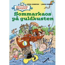 Hotell Gyllene knorren del 4: Sommarkaos på Guldkusten - Johan Unenge, Måns Gahrton - E-bok (9789143510676)