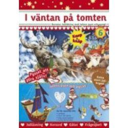 I väntan på tomten : barnens jultidning med julens pynt och pyssel - Bok (9789155257088)