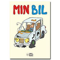 Min bil - Elisabeth Carlstedt - Bok (9789187681318)