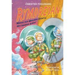 Rymdresan - Christer Fuglesang - Ljudbok i mp3-format att ladda ned (9789187513367)