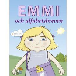 Emmi och alfabetsbreven - Fridha Henderson - E-bok (9789188548191)