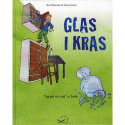 Glas i kras - Bernt Halvarsson - Bok (9789197629713)