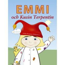 Emmi och Kusin Terpentin - Fridha Henderson - E-bok (9789188548221)