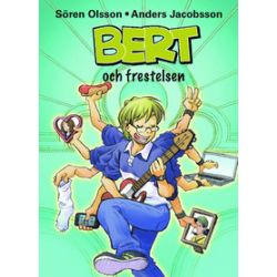 Bert och frestelsen - Sören Olsson, Anders Jacobsson - Bok (9789174056440)