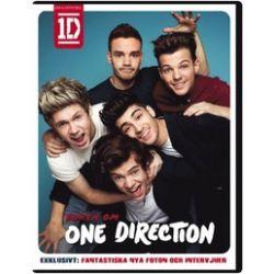 Boken om One Direction : fantastiska nya foton och intervjuer - Sarah Delmege - Bok (9789174018219)