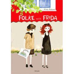 Folke och Frida - Frida Åslund - Bok (9789197620185)