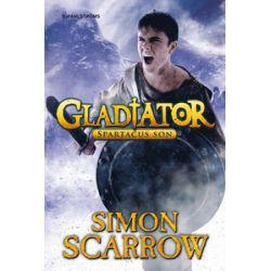 Gladiator : Spartacus son - Simon Scarrow - Bok (9789132160783)