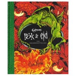 Genom rök & eld : tio drakberättelser - Chris Mould - Bok (9789150217643)