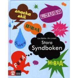 Stora syndboken - Lisa Bjärbo, Elin Lindell - Bok (9789127142336)