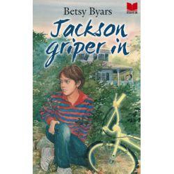 Jackson griper in - Betsy Byars - Pocket