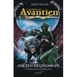Jakten på ondskan - Adam Blade - Bok (9789150218664)