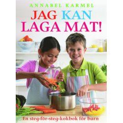 Jag kan laga mat - Annabel Karmel - Bok (9789174013351)