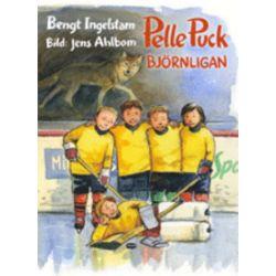 Pelle Puck. Björnligan - Bengt Ingelstam - Bok (9789186621339)