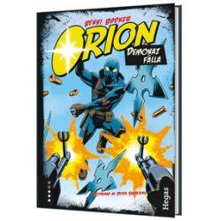 Orion. Demonaz fälla (Bok+CD) - Benni Bødker - Bok (9789175431314)