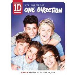 Nya boken om One Direction: unika foton och intervjuer - Jo Avery - Bok (9789174016475)