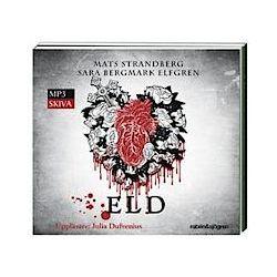 Eld - Mats Strandberg, Sara Bergmark Elfgren - Ljudbok på CD i mp3-format (9789129683639)