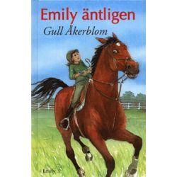 Emily äntligen - Gull Åkerblom - Bok (9789172992160)