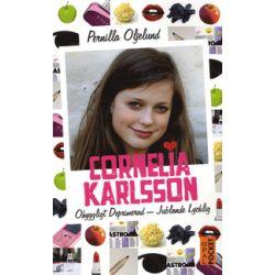 Cornelia Karlsson : ohyggligt deprimerad - jublande lycklig - Pernilla Oljelund - Pocket