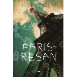 Parisresan - Bitte Havstad - Bok (9789172993518)